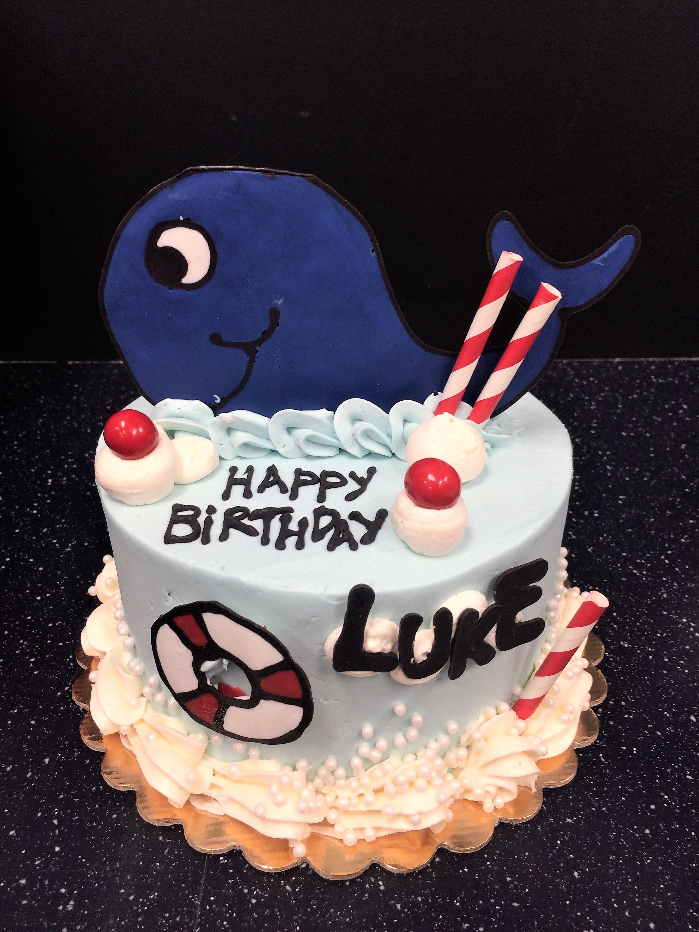 6'' cake