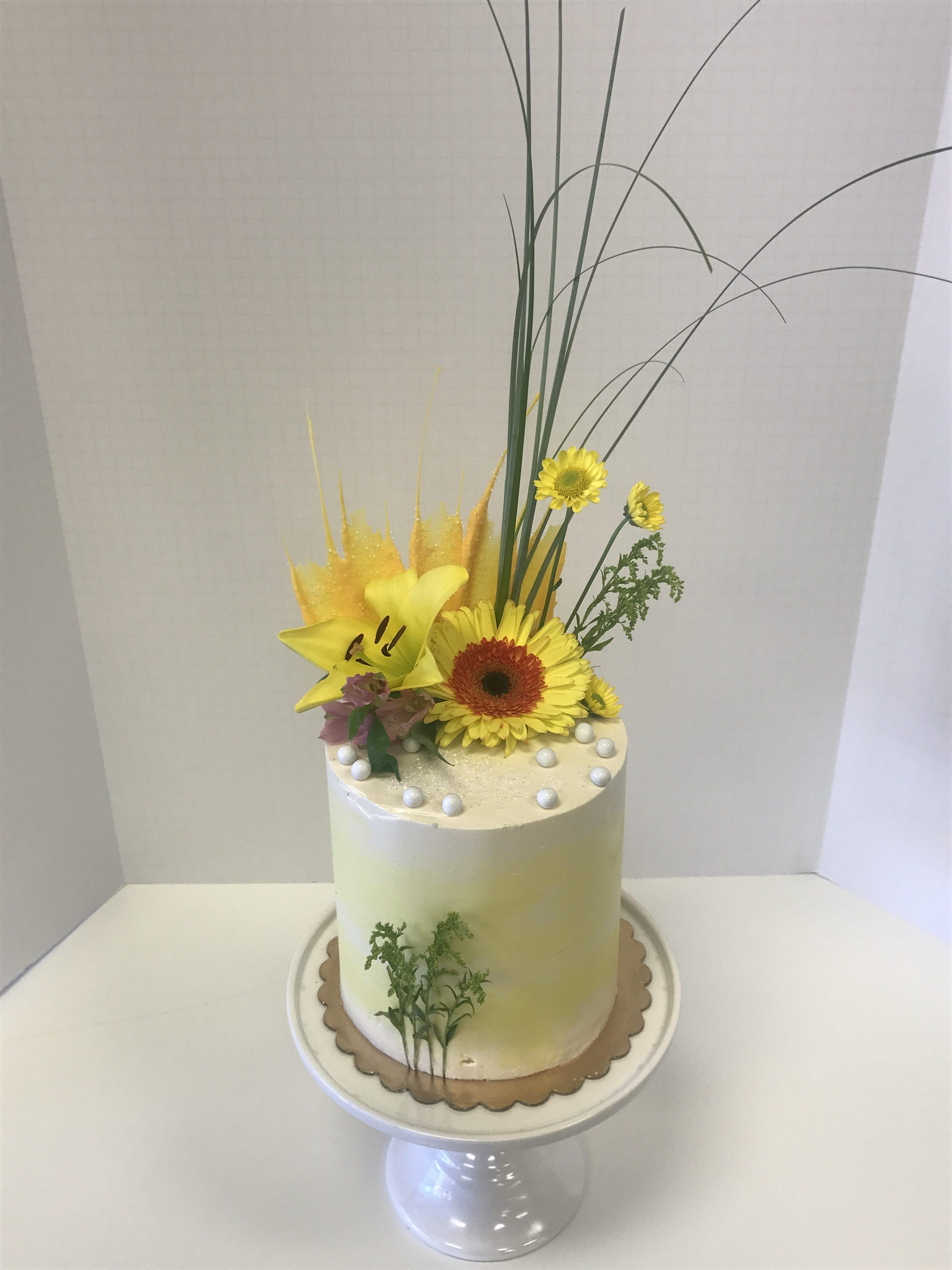 "6"" cake"